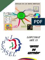 MAPAS MENTALES LOPCYMAT