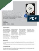 Drive Specification Sheet PDF