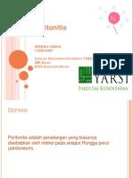Presentation Peritonitis