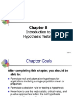 Stats Hypotheses