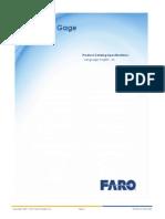 Accesorios Faro Gage