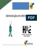 Administração Estrutura Organizacional