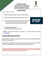 Distribucion-disposiciones Generales Examen de Conocimientos