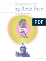 Keeping Reiki Free