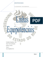 Relatório Linhas Equipotenciais