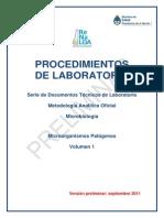 Metodos Micro Oficiales ANMAT