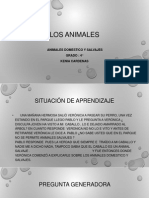 Los Animales Power Point
