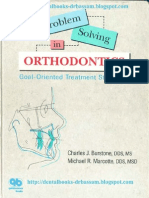 Problem Solving in ORTHODNTICS-Charles Burstone
