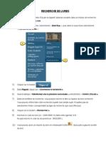 procdure recherche de livres 2014-2015
