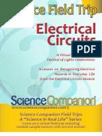 Science Companion Electrical Circuits Field Trip