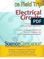 Science Companion Electrical Circuits Field Trip
