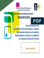 Presentación Guía as 2014