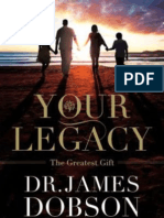 Your Legacy - Chapter One