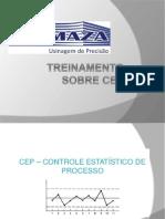Treinamento Sobre CEP