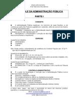 CONTROLE DA ADMINISTRAÇÃO PÚBLICA_ Parte I.doc