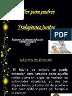 PRESENTACION HABITOS ESTUDIO