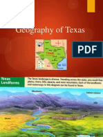 geography of texas 1
