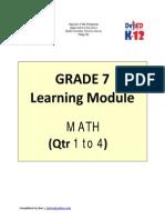 G7 Science Q3 4 Teachers Guide Oct 17 12 Waves