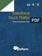 Salesforce Touch Platform