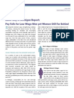 Labor Day Report from the Michigan League for Public Policy