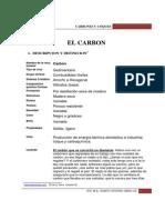 Cartilla Carbones y Coques