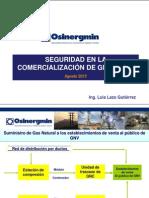 Seguridad en Comercializacion GNV-GNC