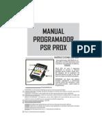 Manual de Uso Del Programador Proxkey Para Web