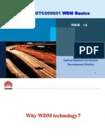 Wdm Basics Issue1