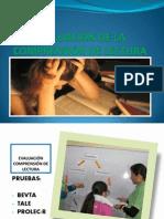 EVALUACIÓN DIFICULTADES DE LECTURA-ESCRITURA.pptx