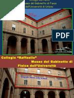 Presentazione R. Mantovani - Nuovi Locali Del Gabinetto Di Fisica