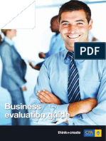 Business Evaluation Guide