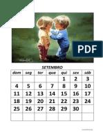Calendario Modelo Criancaszolanes