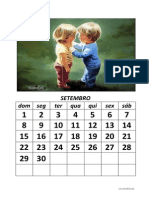 Calendario Modelo Criancaszolanes 2013 2014