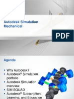 Autodesk Simulation Mechanical 2014 Sales Presentation En