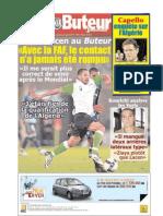 LE BUTEUR PDF du 08/12/2009