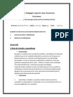 Tema # 3 Tecnologia Educativa Instruccional