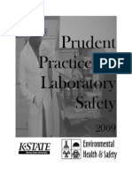 Good Lab Safety 2009