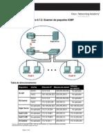 Examenes de Paquetes ICMP