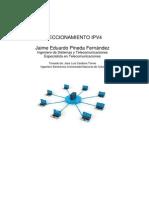 Taller Direccionamiento IP - JEPF