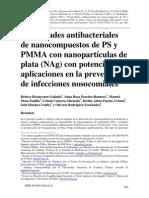 Propiedades Antibacteriales Nanocompuestos Ps Pmma