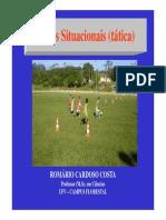 Romario Cardoso - Jogos Situacionais (Tatica)