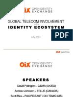 Oix Telco Gsma Telus 2013CIS