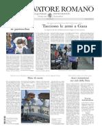 L.osservatore Romano - 28.08.2014