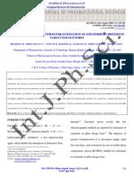 Method HPLC Ezetimibe