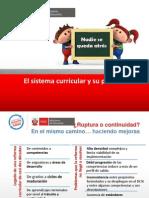 Reforma Sistema Curricular (LILIA)