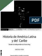 Del Pozo, José. Historia de América Latina y Del Caribe