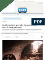 Túneles - Paraná