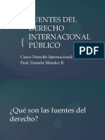 Apunte 2 Fuentes Del Derecho Internacional Público