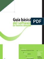 Guía básica del software de fuentes abiertas