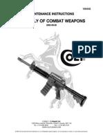 C-7 Family of Combat Weapons
